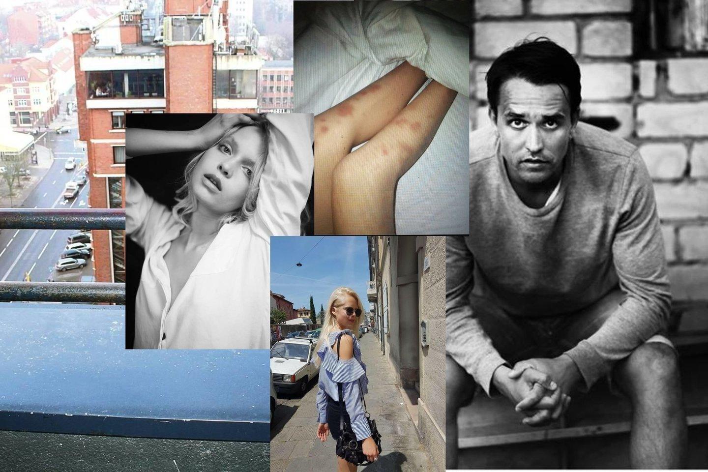 D.Didžiūnaitytė dirbo modeliu Milane, jai buvo žadama puiki karjera.<br>lrytas.lt montažas.