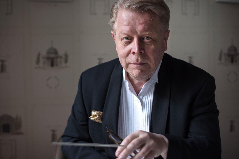 L.Karlssonas.<br>Organizatorių nuotr.