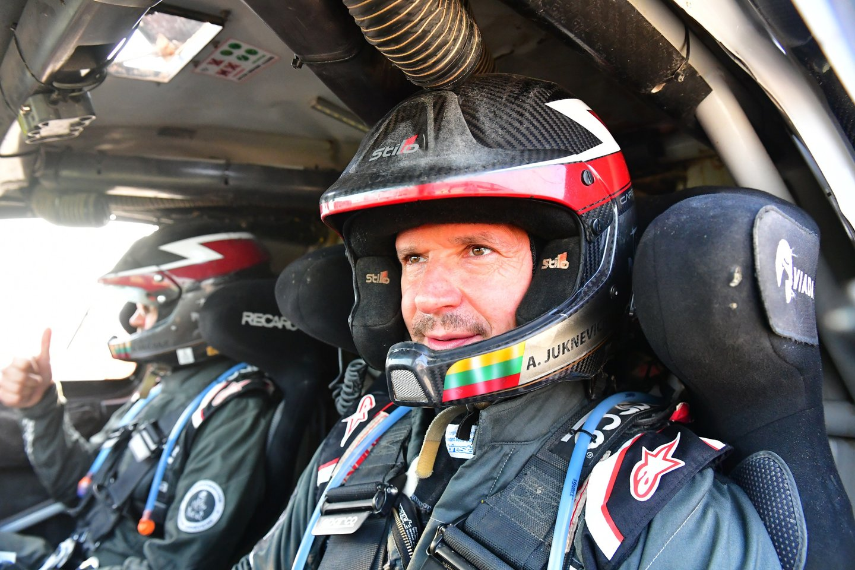 Automobilių sporto atstovo teigimu, svarbiausia – žmonių sąmoningumas.<br>A. Juknevičiaus komandos nuotr.