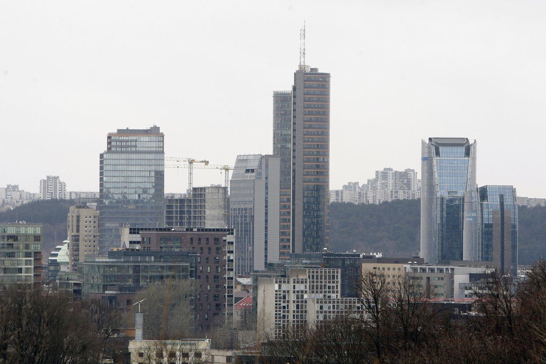 Net ir turint ribotą biudžetą sostinėje galimybių įsigyti būstą yra.<br>R.Jurgaičio nuotr.