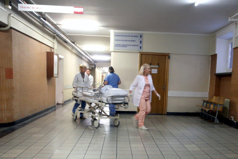 Lietuvoje nustatytas pirmasis koronaviruso atvejis.<br>M.Patašiaus asociatyvi nuotr.