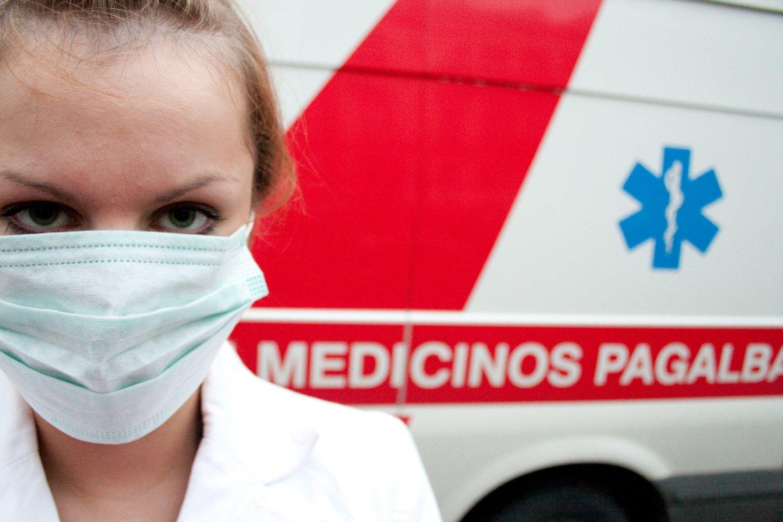 Lietuvoje nustatytas pirmasis koronaviruso atvejis.<br>Redakcijos archyvo asociatyvi nuotr.