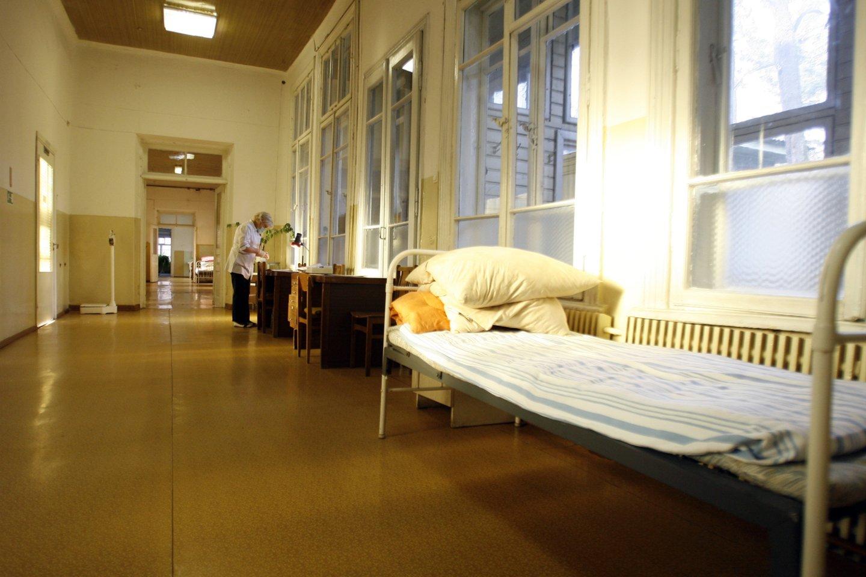 Lietuvoje nustatytas pirmasis koronaviruso atvejis.<br>R.Neverbicko asociatyvi nuotr.