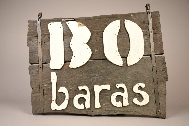 """""""BO"""" baro veiklos akimirkos. Nuotraukas Kauno miesto muziejaus fondams padovanojo Virgita Kuprėnienė.<br>Kauno miesto muziejaus fondų nuotr."""
