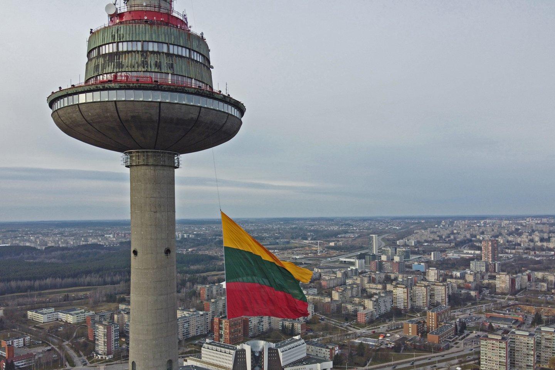 Prieš porą metų švęstas modernios Lietuvos valstybės gimimo šimtmetis sustiprino didelės dalies visuomenės patriotinę dvasią, atgaivino didžiavimosi savo šalimi jausmus.<br>A.Vaitkevičiaus nuotr.