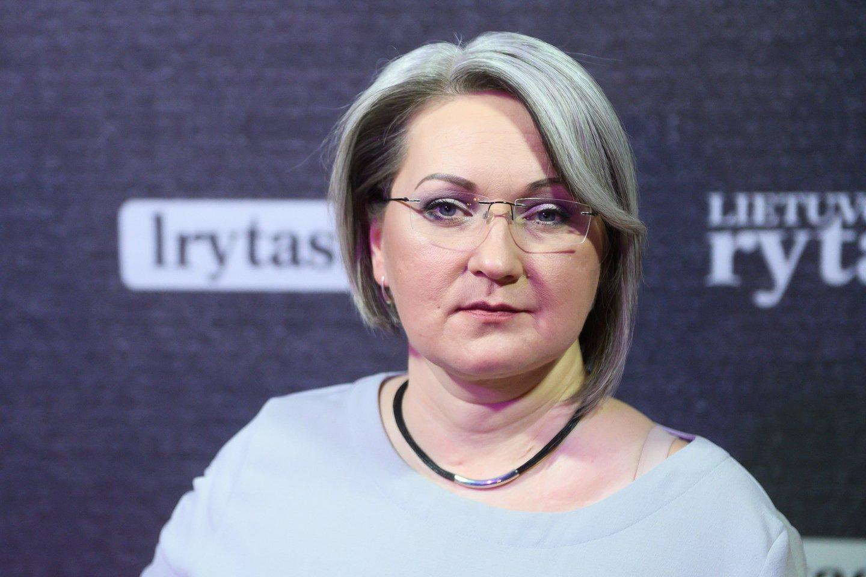Inga Lizdenytė.<br>V.Skaraičio nuotr.
