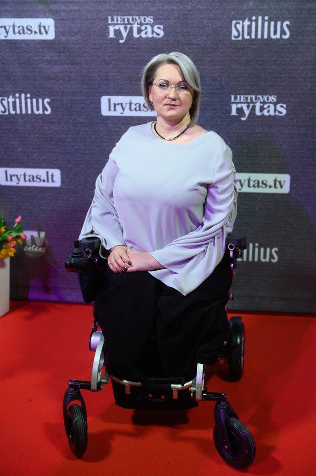 Inga Lizdenytė.<br>V.Skaraičio nuotr