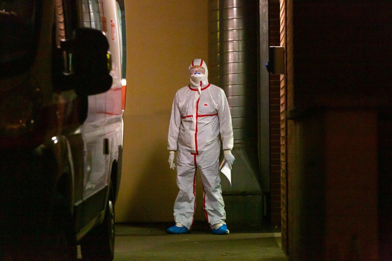 Koronaviruso pandemija neslūgsta ir toliau.<br>Zumapress/Scanpix nuotr.