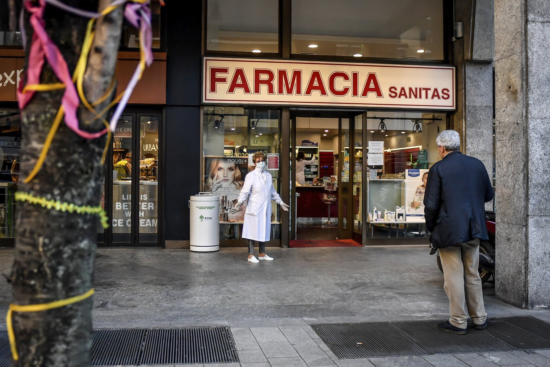 Koronaviruso pandemija neslūgsta ir toliau.<br>AP/Scanpix nuotr.