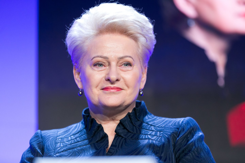 D.Grybauskaitės vadovaujamam fondui sunkiai sekasi pritraukti lėšų.<br>T.Bauro nuotr.