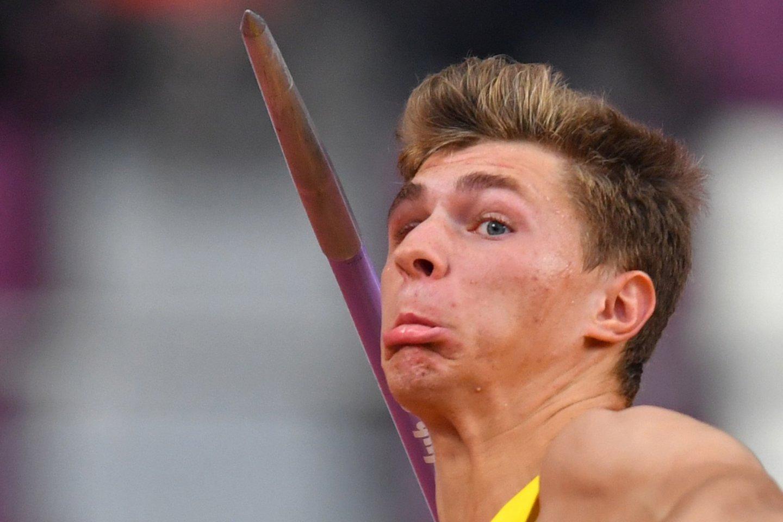 Edis Matusevičius<br>AFP/Scanpix.com nuotr.