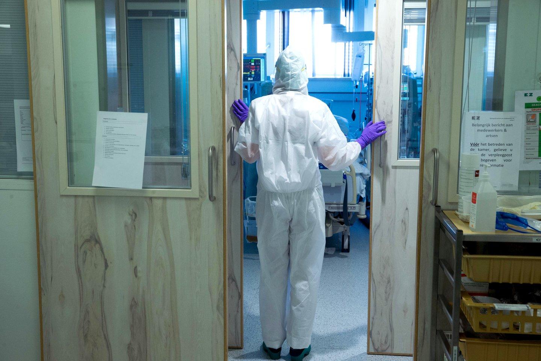Lietuvoje daugėja užsikrėtusių koronavirusu.<br>Scanpix nuotr.