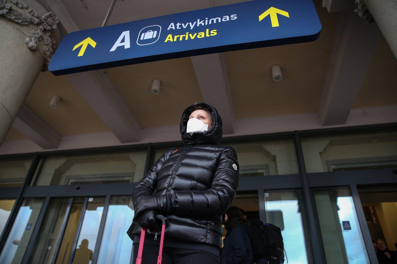 Dėl skrydžių atnaujinimo sprendimą priimti turi Vyriausybė.<br>R.Danisevičiaus nuotr.