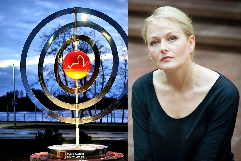 Kultūros sostinėjesu aktore Jolanta Dapkūnaite statomas monospektaklis pagal Oskaro Milašiaus poeziją.<br>Organizatorių nuotr.