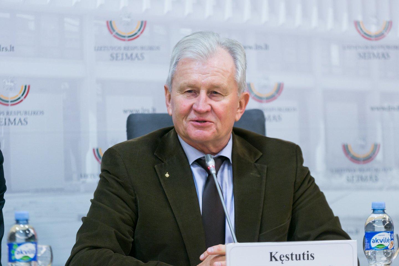 Kęstutis Glaveckas.<br>T.Bauro nuotr.