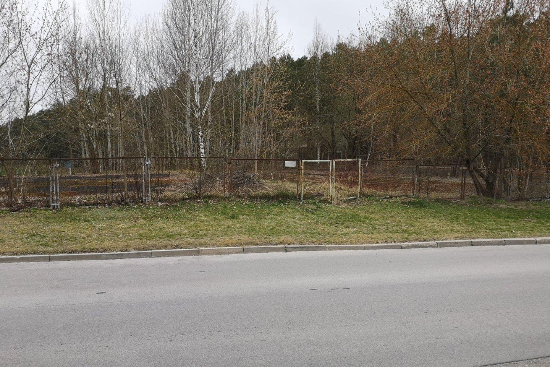 """Troleibusų parko ir """"Žalgirio"""" bazės stadionas.<br>R.Suslavičiaus nuotr."""