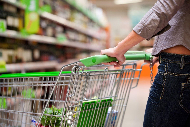 Kad vykti į parduotuvę reikėtų kuo rečiau, šefas pateikia keletą vertingų patarimų.<br>123rf nuotr.