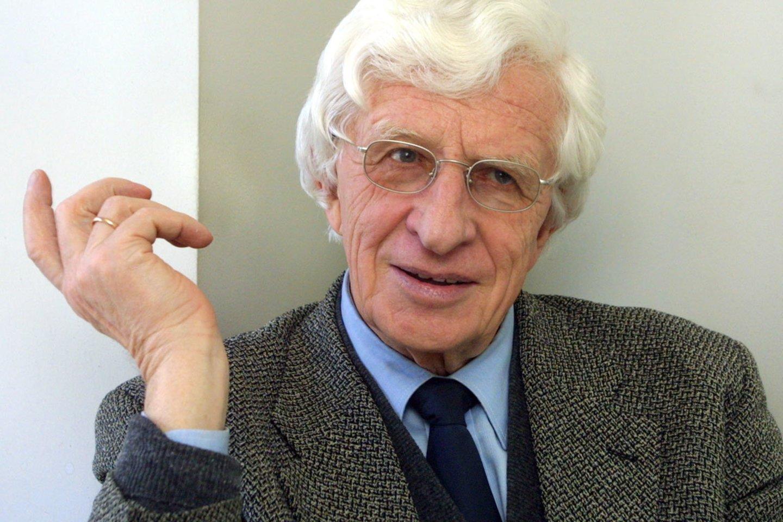 Kompozitoriaus V.Barkausko kūrybinis palikimas – daugiau kaip 130 opusų.<br>J.Staselio nuotr.