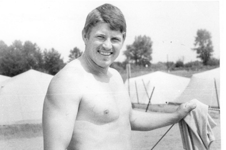 E.Matusevičius buvo Černobylio įvykių sūkuryje.<br>Asmeninio archyvo nuotr.