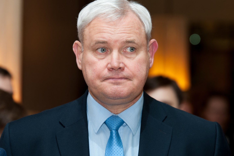 Klaipėdos meras Vytautas Grubliauskas.<br>V.Ščiavinsko nuotr.