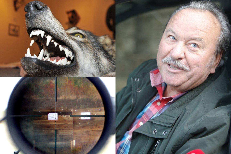 """Seimo narys B.Bradauskas yra pagarsėjęs medžiotojas. Jo būrelis """"Antanava"""" driekiasi daugiau nei 10 hektarų teritorijoje. Vasario pabaigoje Aplinkos apsaugos departamentas pasirašė įsakymą atimti iš būrelio """"Antanava"""" teisę naudotis medžioklės plotu.<br>lrytas.lt nuotr."""