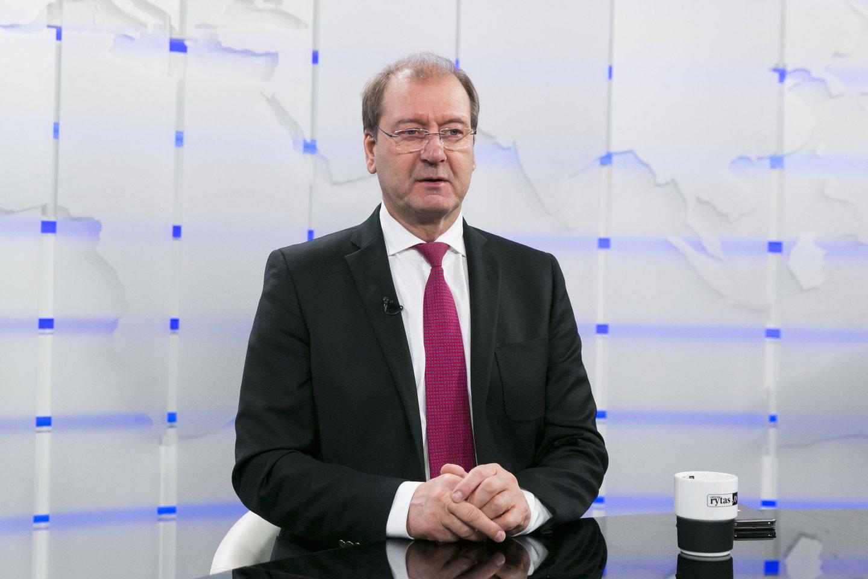 Viktoras Uspaskich<br>T.Bauro nuotr.
