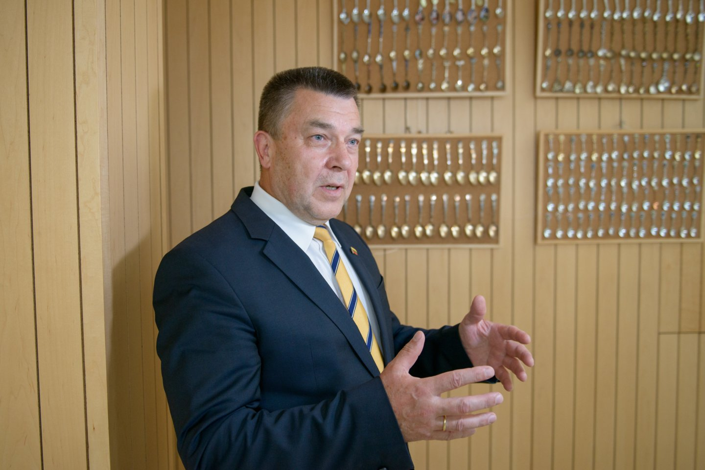 Antanas Matulas.<br>J.Stacevičiaus nuotr.