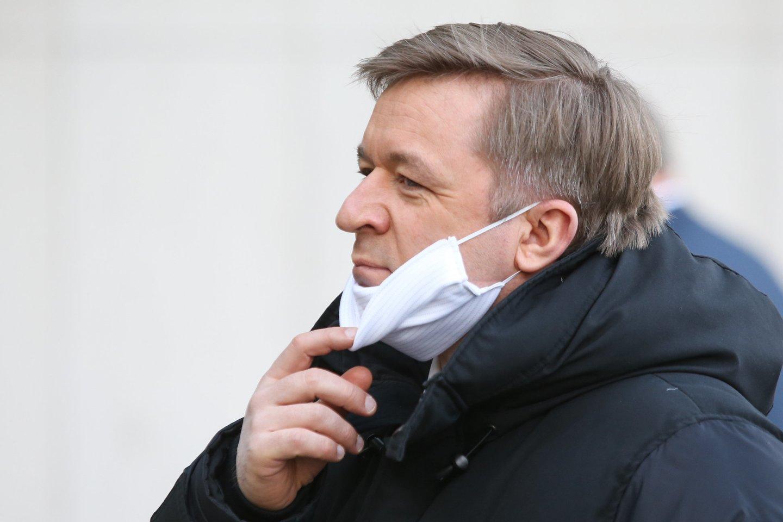 Ramūnas Karbauskis<br>R.Danisevičiaus nuotr.