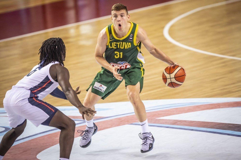 Rokas Jokubaitis.<br>FIBA.com nuotr.