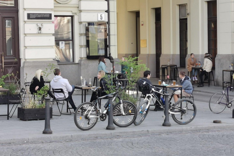 """Antradienį Vilnius minimas vieno skaitomiausių britų dienraščio """"The Guardian"""" interneto svetainėje.<br>R.Danisevičiaus nuotr."""