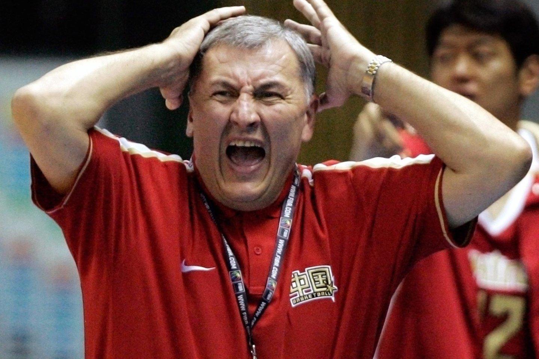 Dauguma krepšinio gerbėjų žino Joną Kazlauską kaip vieną geriausių Europos trenerių.