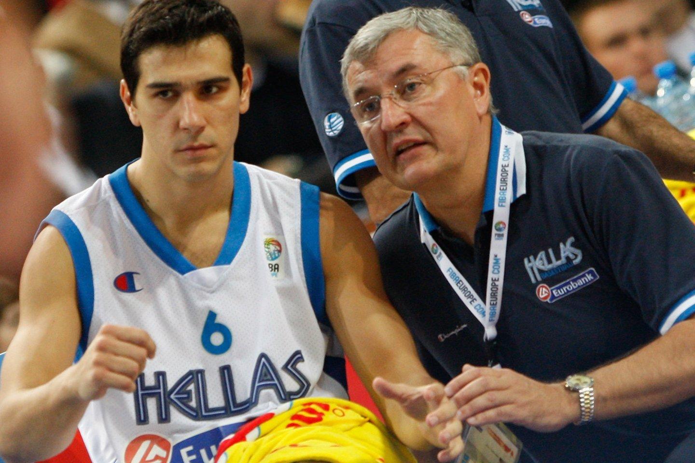 Dauguma krepšinio gerbėjų žino Joną Kazlauską kaip vieną geriausių Europos trenerių.<br>M.Kulbio nuotr.