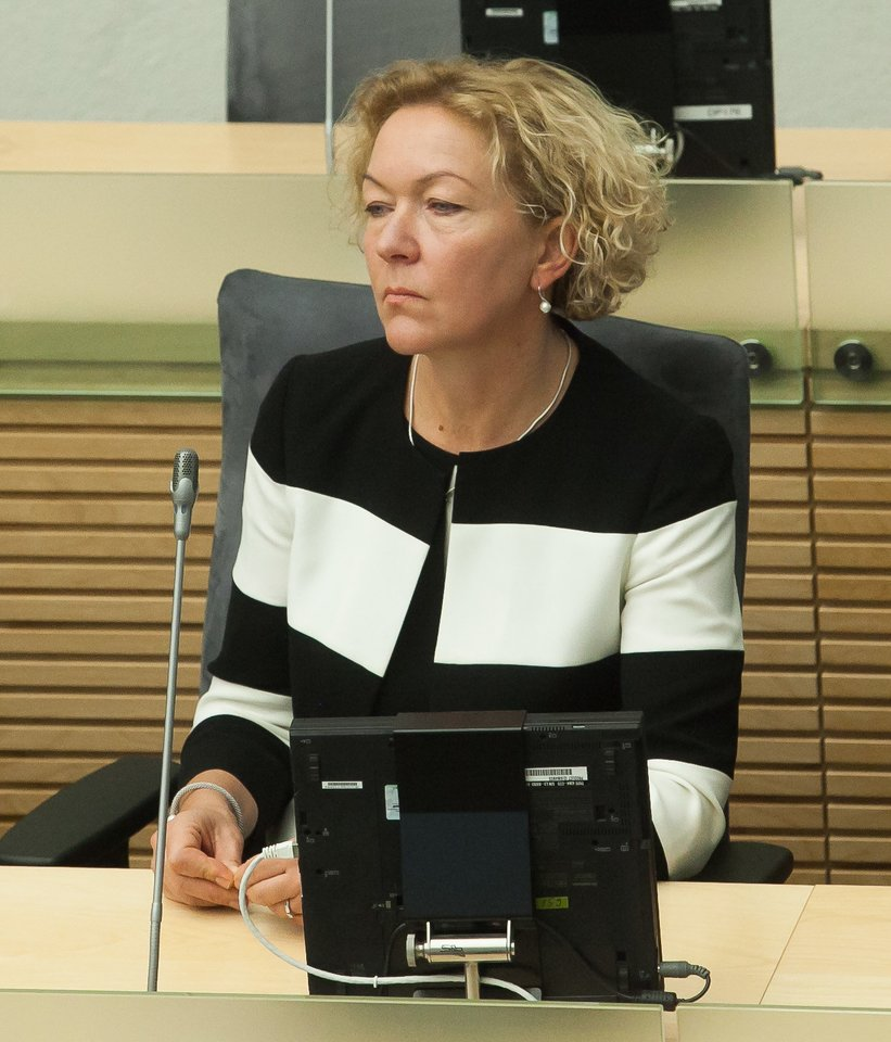 Sigita Rudėnaitė.<br>D.Labučio/ELTA nuotr.