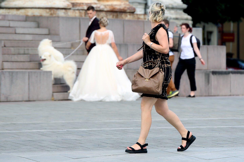 Kankinės moterys išsilaisvina tik pabėgdamos iš savo namų.<br>M.Patašiaus nuotr.