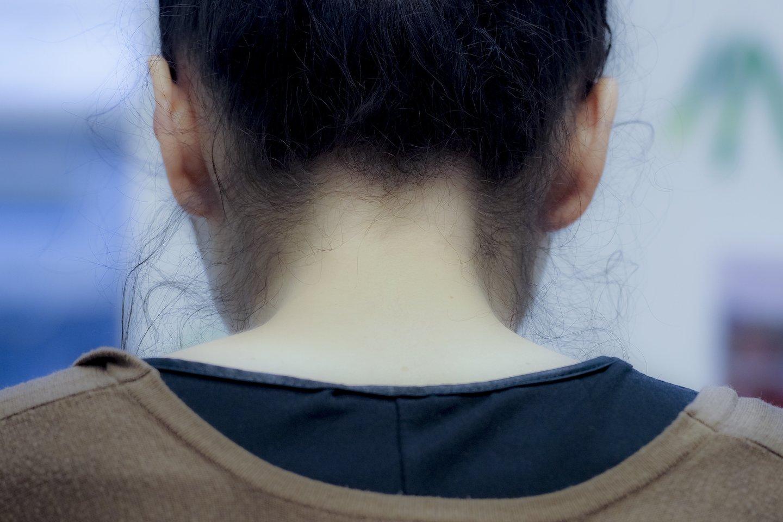 Kankinės moterys išsilaisvina tik pabėgdamos iš savo namų.<br>V.Ščiavinsko nuotr.