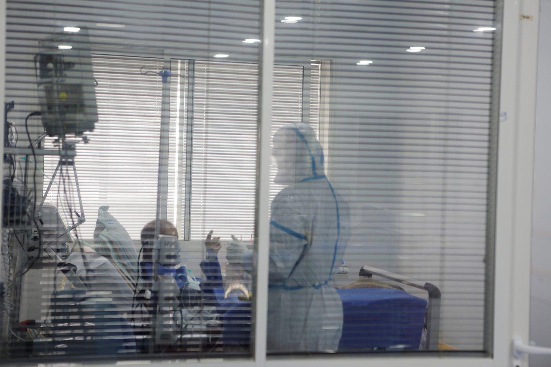 Koronavirusas pasaulyje.<br>Reuters/Scanpix nuotr.