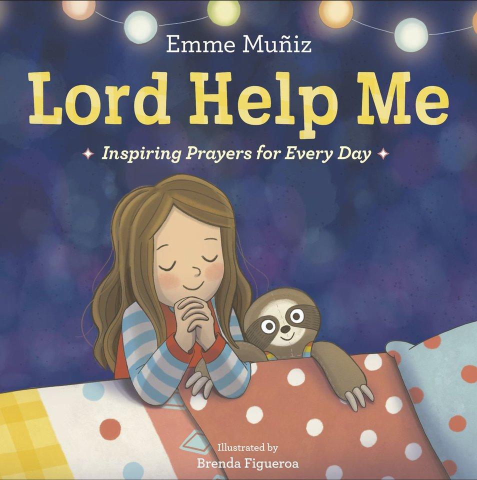 """Knygoje Emma kviečia melstis už mielus gyvūnus - tinginius.<br>""""Penguin Random House"""" nuotr."""