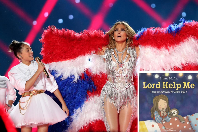 Jennifer Lopez dukra Ema naują knygą rankose turės rugsėjo pabaigoje.<br>lrytas.lt koliažas