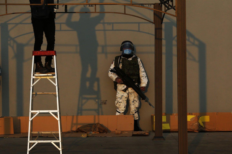 DEA ataskaita atskleidžia, kaip veikia Sinaloa ir CJNG karteliai