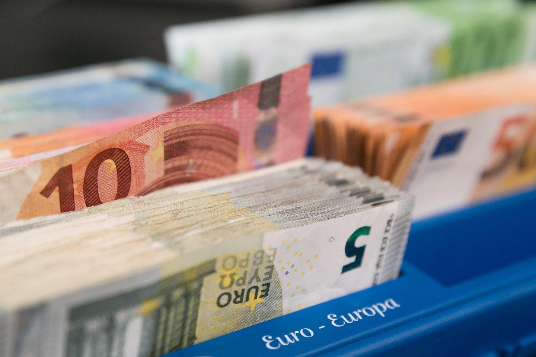Skaičiuojama, jog kiekvienas investuotas euras atneš 1,88 euro grąžą.<br>T.Bauro nuotr.
