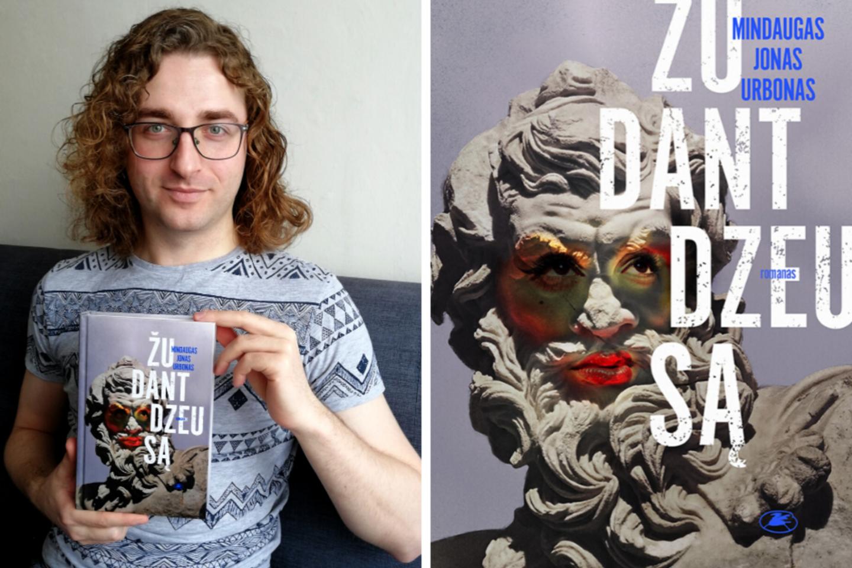 """Prieš kelerius metus debiutavęs M.J.Urbonas vadinamas vienu įdomiausių šiuolaikinių jaunosios kartos rašytojų. Romanas """"Žudant Dzeusą"""" – jo trečioji knyga."""
