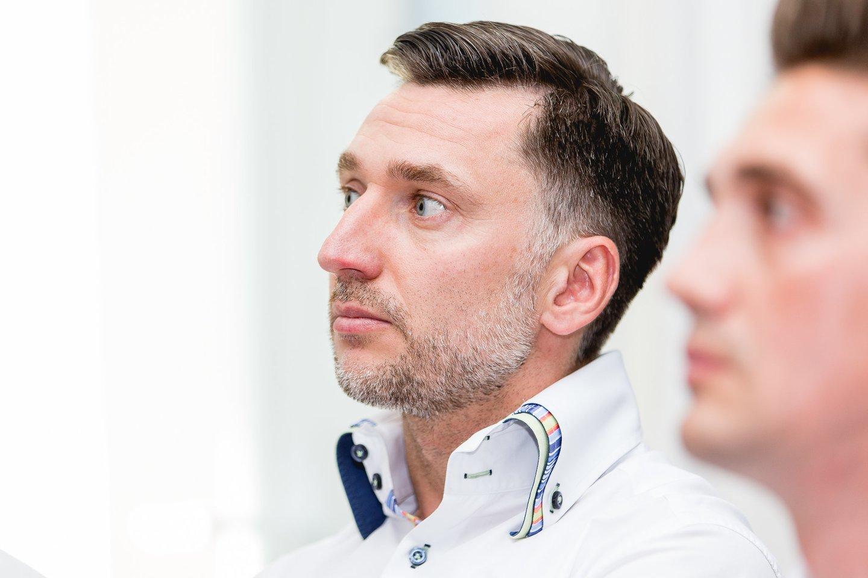 Deividas Šemberas paliko Vilniaus klubą.<br>E.Žaldario nuotr.