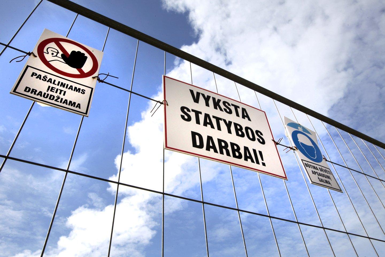 Karantino statistika buvo negailestinga: Vilniaus būsto rinka balandį patyrė seniai matytą nokautą po itin rezultatyvios metų pradžios.<br>V.Balkūno nuotr.