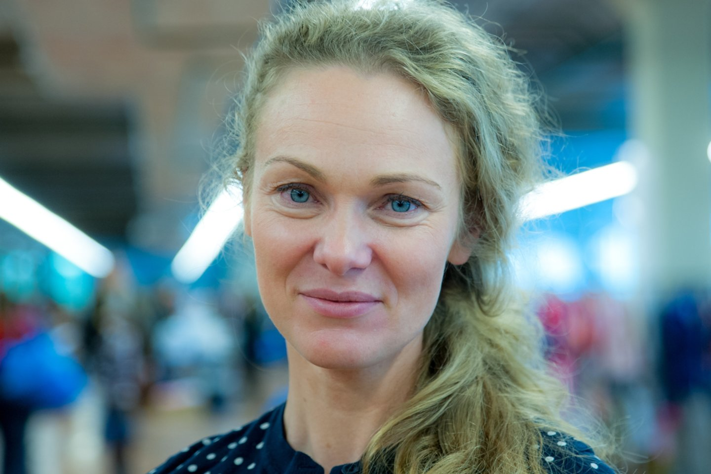 Mugės organizatorė Jurgita Barbora Jauniškienė tikisi, kad rezultatai bus tokie patys kaip ir ankstesniais metais.<br>V.Ščiavinsko nuotr.