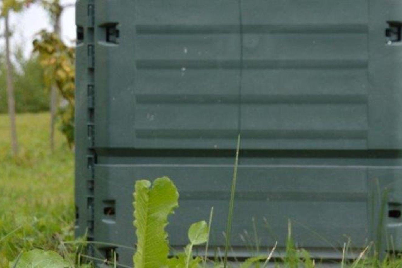 Kompostavimui tinka: nupjauta žolė, kambariniai augalai, medžių lapai, žievės, drožlės, smulkios šakos, šaknys, jaunos piktžolės, velėna, vaisių ir daržovių lupenos, kevalai, kiaušinių lukštai, arbatos pakeliai, kavos tirščiai bei jų filtrai, suplėšytas popierius.<br>www.alytausgidas.lt nuotr.