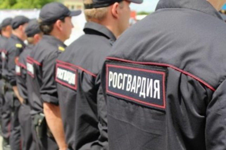 """Vieną iš galingiausių Rusijos jėgos struktūrų – """"Rosgvardiją"""" (""""Rusijos nacionalinė gvardija"""") – sudrebino skandalas."""