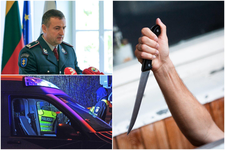 smurtas, kriminalai, alkoholis, peilis, kumštis, muštynės<br>lrytas.lt koliažas