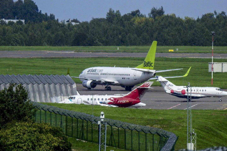 Antradienį pradedami reguliarūs skrydžiai iš Vilniaus į Barseloną, Milaną ir Dubliną.<br>V.Ščiavinsko nuotr.