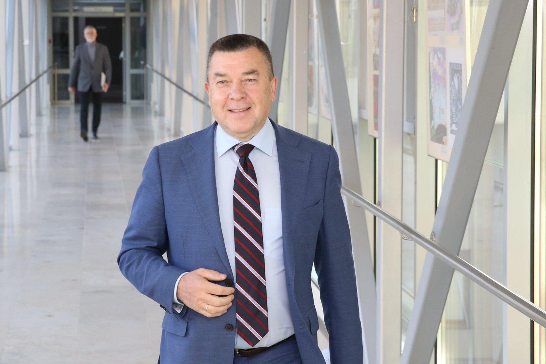 Antanas Matulas.<br>R.Danisevičiaus nuotr.