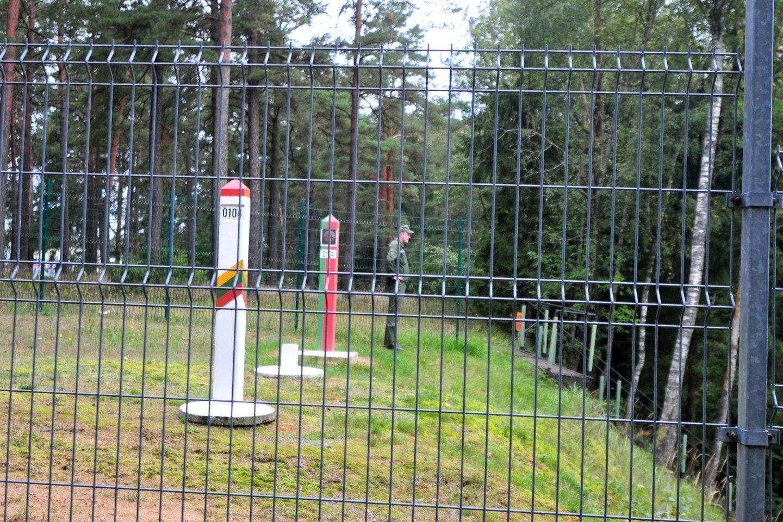 Lietuva nuo liepos grąžino vizos mokestį į šalį atvykstantiems Baltarusijos piliečiams: kaip ir lietuviams, viza atsieis 60 eurų.<br>A.Vaitkevičiaus nuotr.